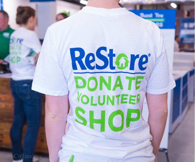 Donate To The Habitat Nyc Restore