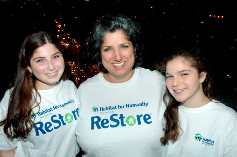 Ayesha, Elan and Summer B., ReStore Superstars